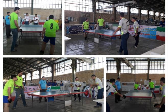 مسابقات تنیس روی میز ۹۶ آذین لوله