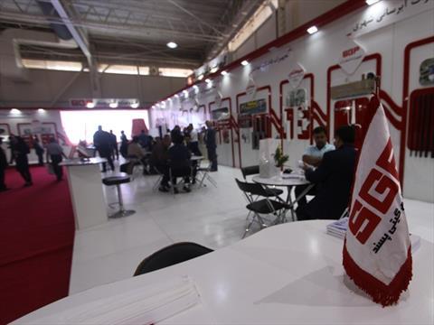 روز نخست نمایشگاه صنعت ساختمان تهران ۹۶