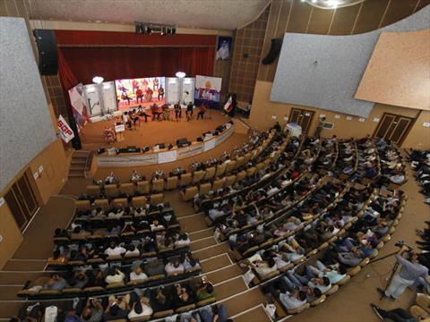 کنگره مجریان لوله و تاسیسات کرمانشاه