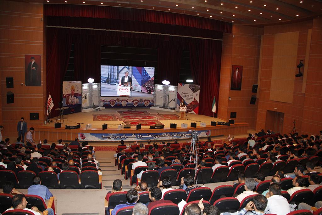کنگره مجریان زنجان
