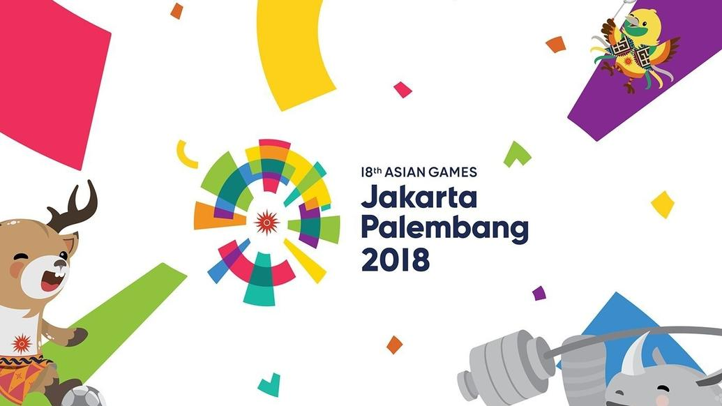 بازی های آسیایی جاکارتا