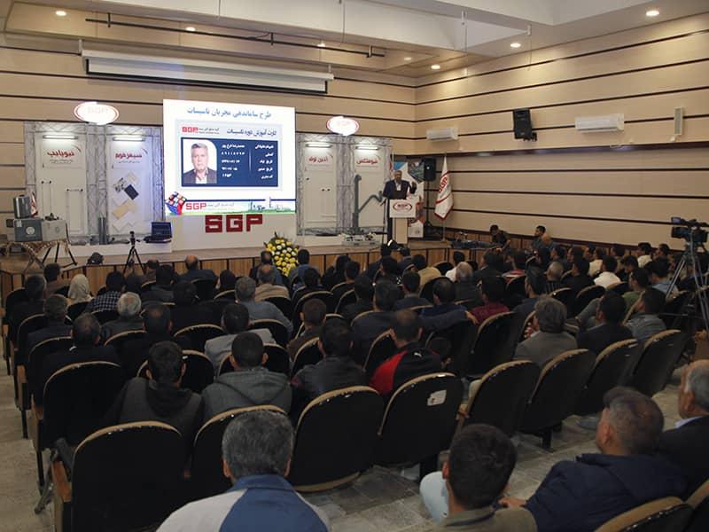 کنگره علمی، تخصصی و کاربردی فروشندگان و مجریان لوله و تاسیسات گچساران