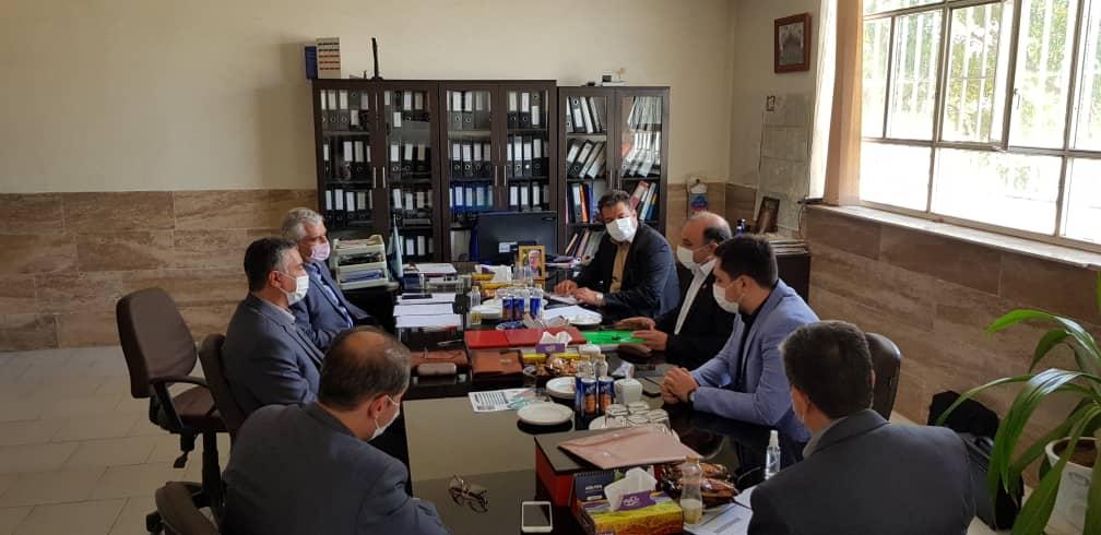 جلسه هیات مدیره