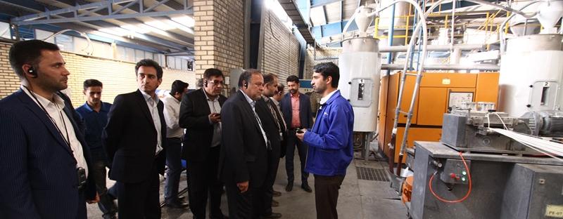بازدید سفیر و رایزنان بازرگانی ایران در کنیا از گیتی پسند