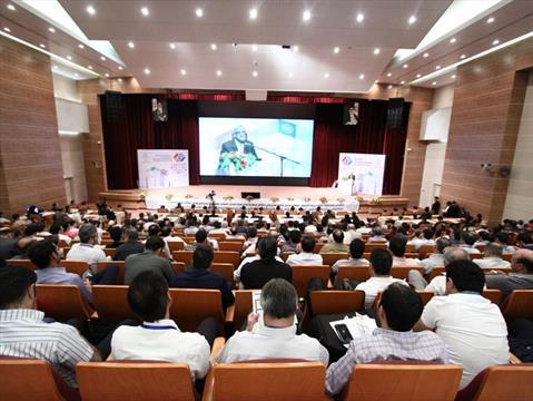 افتتاحیه کنفرانس ملی نقش مهندسی مکانیک در ساخت و ساز شهری