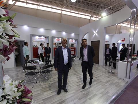نمایشگاه ساختمان تهران ۹۷