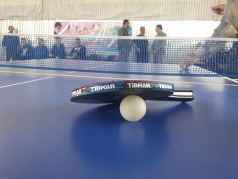 مسابقات تنیس روی میز مدیران ۹۸