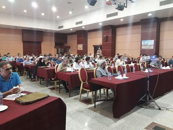 سمینار آشنایی با اصول طراحی، ساخت و عملکرد هواسازها در مشهد