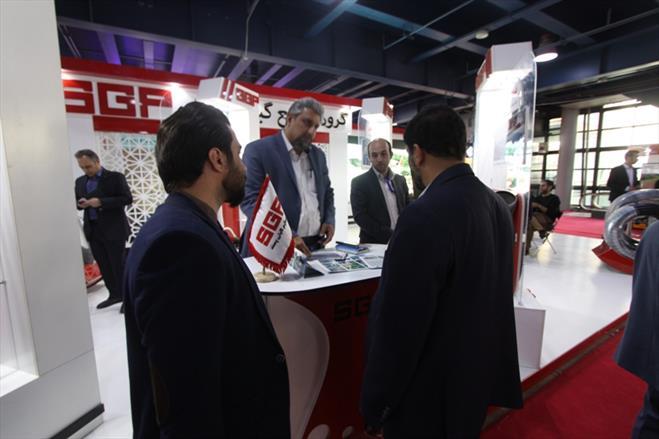 نمایشگاه بین المللی آبفای تهران۹۶