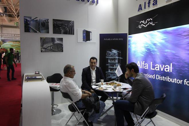 نمایشگاه بین المللی صنعت تاسیسات تهران ۹۶