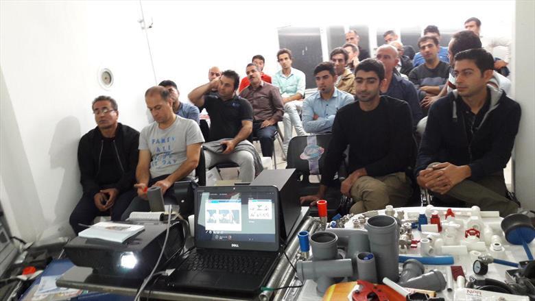 گزارش تصویری/ دوره آموزشی گیتی پسند در نوشهر