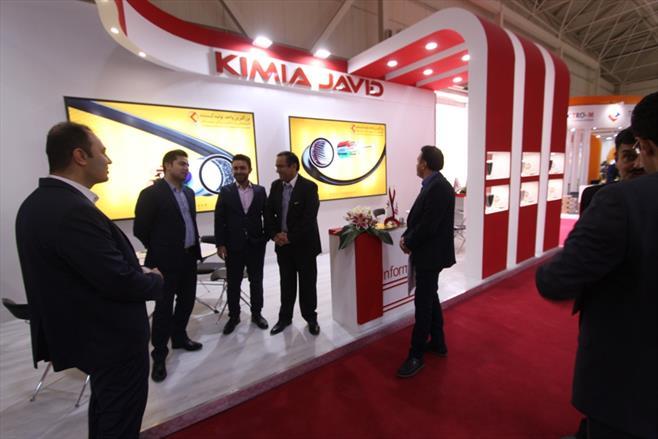 هفدهمین نمایشگاه بین المللی صنعت برق ایران در روز نخست