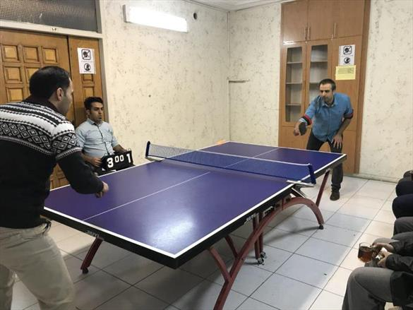 مسابقات تنیس روی میز