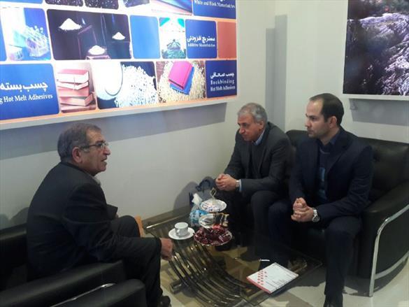 نمایشگاه چاپ و بسته بندی تهران ۹۶