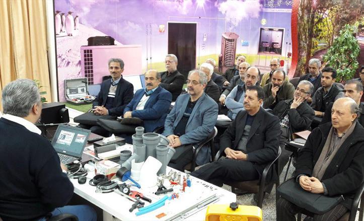 سمینار آموزشی تاسیسات مکانیکی آب و فاضلاب ویژه مهندسین مکانیک بابل