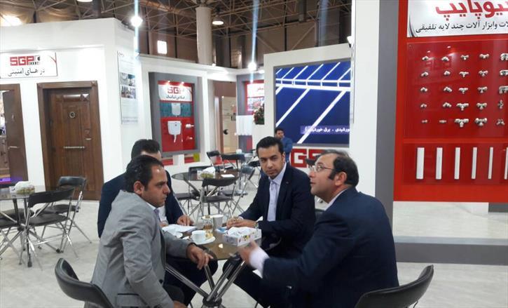 نمایشگاه صنعت ساختمان مشهد ۹۷