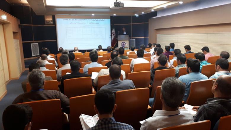 کارگاه آموزشی الزامات و استانداردهای لوله های پلیمری
