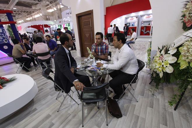 روز دوم نمایشگاه ساختمان تهران ۹۷
