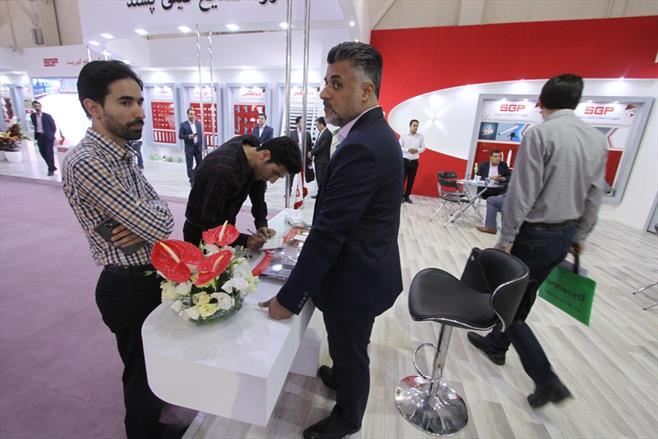 روز سوم نمایشگاه ساختمان تهران