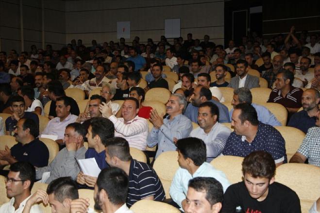 کنگره مجریان تاسیساتی استان گلستان