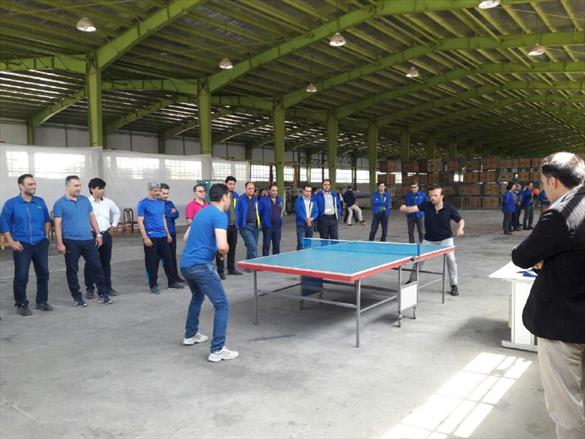 مسابقات ورزشی مدیران گروه ۹۷