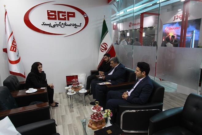 روز دوم نمایشگاه بین المللی تاسیسات ایران ۹۷