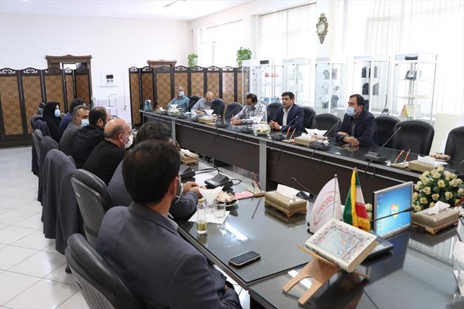بازدید بنیاد شهید