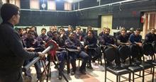 مجریان تاسیسات سیرجان در کلاس آموزشی نیوپایپ و نیوفلکس