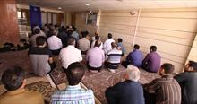 نماز جماعت واحدهای تولیدی