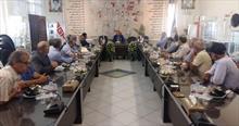 بازدید مهندسین و ناظران مکانیک ساختمان استان مازندران از گیتی پسند