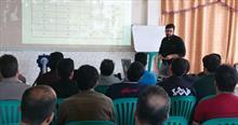 دوره های آموزشی گیتی پسند از شمال تا جنوب ایران
