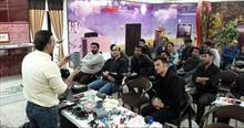 دوره آموزشی تاسیسات ویژه مجریان استان مازندران