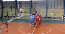 والیبال کارکنان