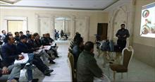 دوره آموزشی مجریان تاسیساتی ساوه